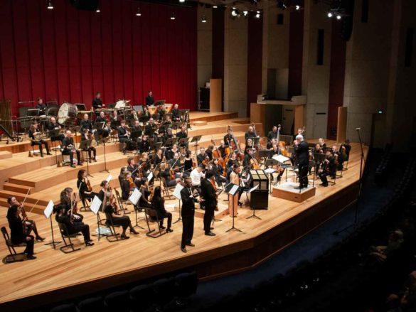 Adam Clarke Adam Vincent Clarke Composer Sound Artist Ensemble Silakbo Antwerp Symphony Orchestra