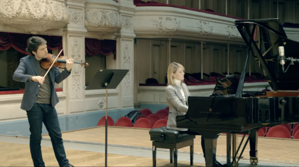 Adam Clarke Nicolas Dupont Prelude Olga Kirpicheva